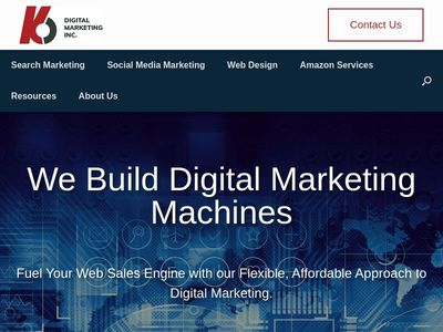 K6 Digital Marketing, Inc.