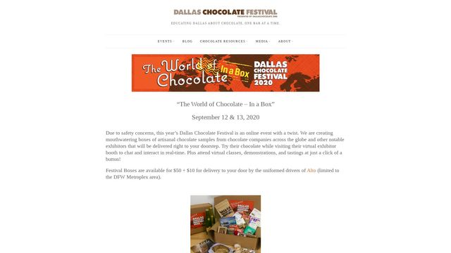 Dripping Springs Chocolate Co.