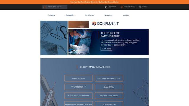 Confluent Medical Technologies, Inc.