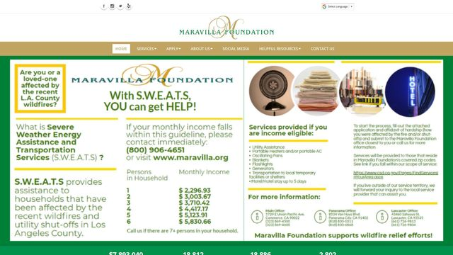 Maravilla Foundation