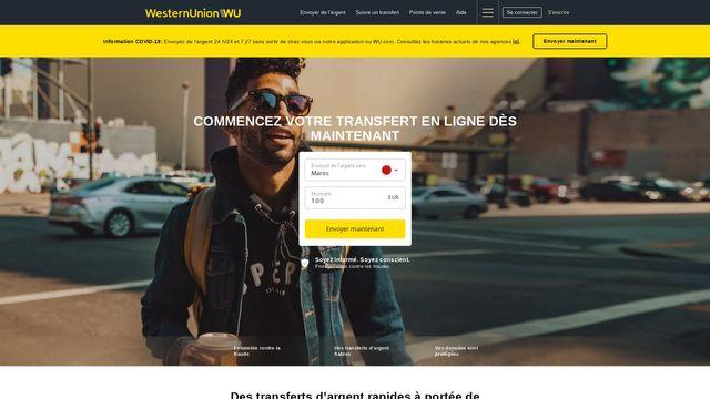 Western Union Holdings, Inc.