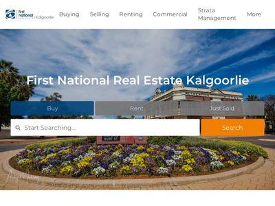 First National Real Estate Kalgoorlie ACN Partnership