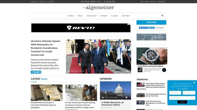 The Algemeiner