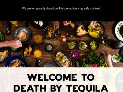 Death By Tequila