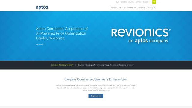 Aptos, Inc.