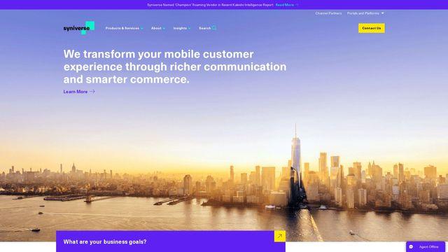 Syniverse Technologies LLC
