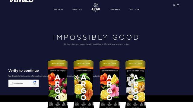 Argo Tea, Inc.