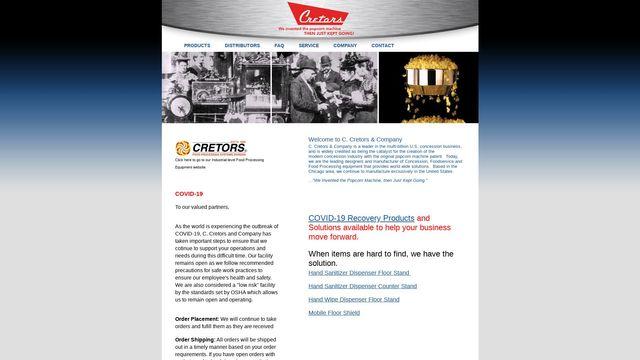 C. Cretors & Co.