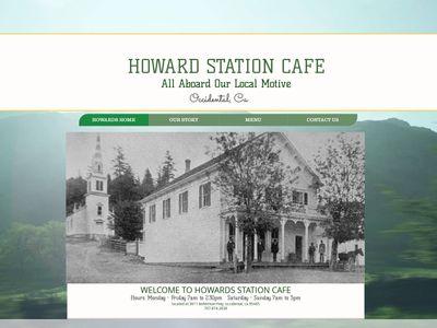 HOWARD STATION CAFE