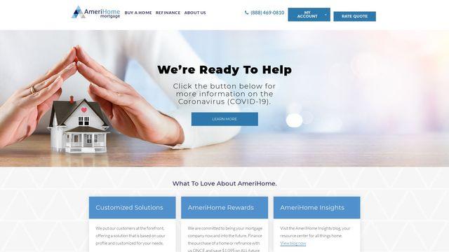 AmeriHome Mortgage Company