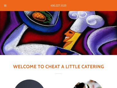 Cheat A Little Catering