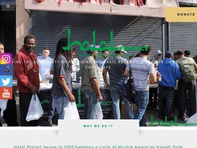 Halal Project, Inc.