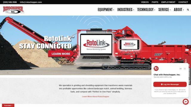 Rotochopper, Inc.