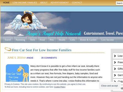 Angie's Angel Help Network