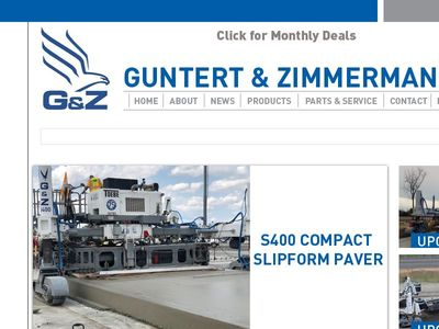 Guntert & Zimmerman Const. Div., Inc.