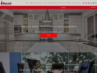 -Martels Real Estate Inc.