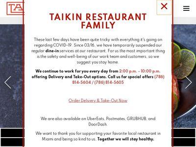 Taikin Asian Cuisine