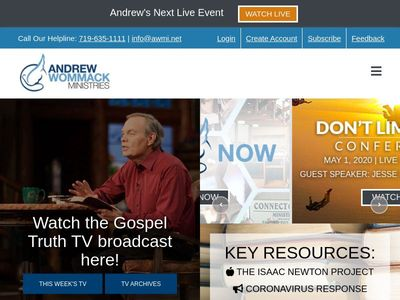 Andrew Wommack Ministries, Inc.