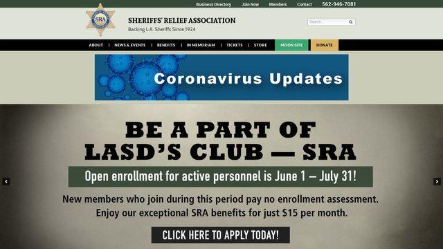 Sheriffs' Relief Association
