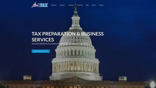 ATAX Franchise, Inc.