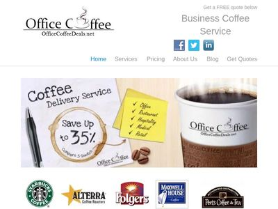 Office Coffee Deals