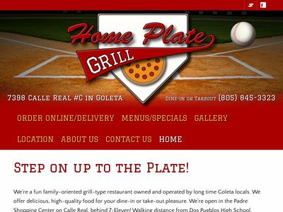 Home Plate Grill