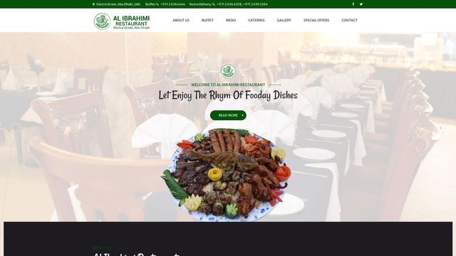 Al Ibrahimi Restaurant