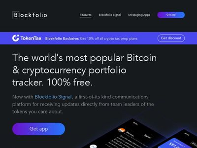 Blockfolio, Inc.