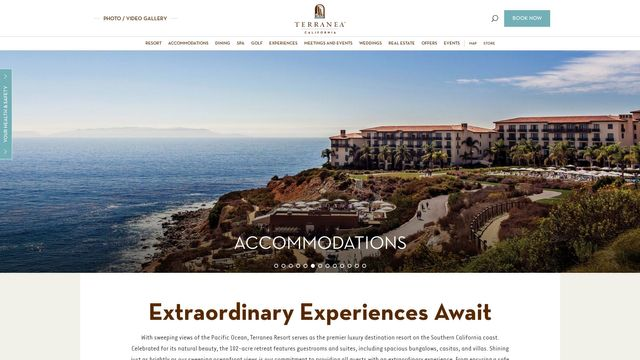 Terranea Resort Designated as a Great Place to Work Certified Company