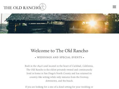 The Old Rancho
