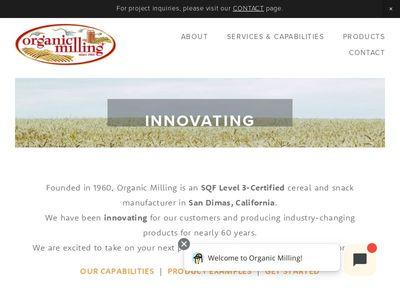 Organic Milling, Inc.