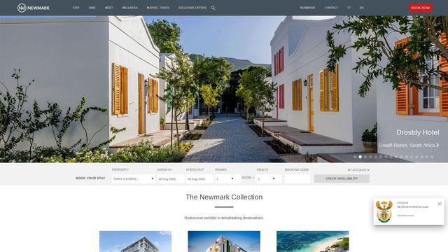 Newmark Hotels (Pty) Ltd