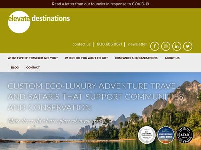 Elevate Destinations Inc.