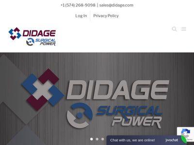 Didage Sales Company, Inc.