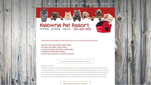 Kelowna Pet Resort
