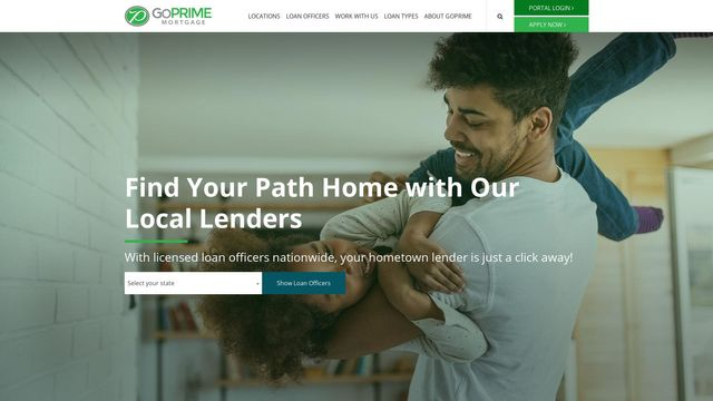 GoPrime Mortgage, Inc.