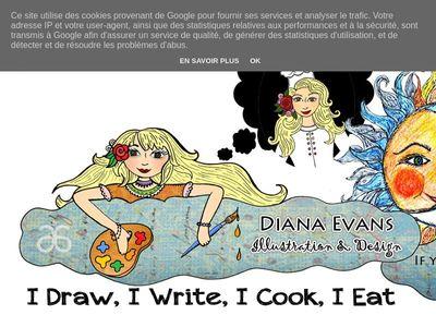 ***Diana Evans