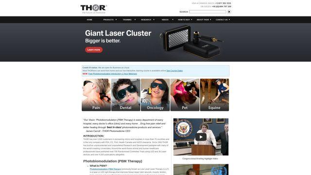 THOR Photomedicine Limited