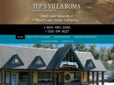 Tep's Villa Roma