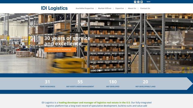 IDI Logistics, LLC.