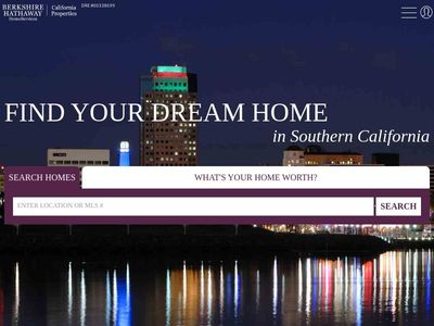 Berkshire Hathaway HomeServices California Properties - BHHS CA Props - Company