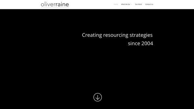 Oliver Raine Ltd.