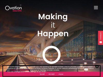 Ovation Global DMC