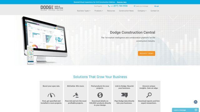 Dodge Data & Analytics, Inc.
