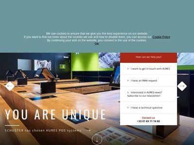 AURES Technologies Inc