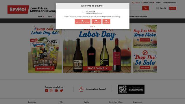 Beverages & More, Inc.