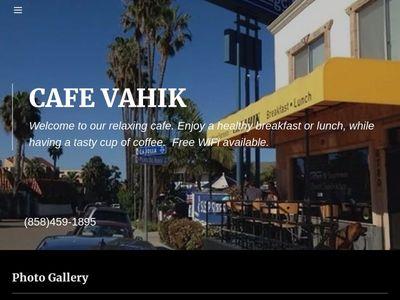 CAFE VAHIK
