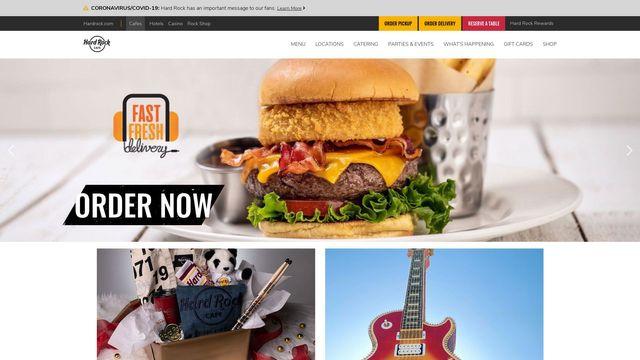 Hard Rock Cafe International, Inc.