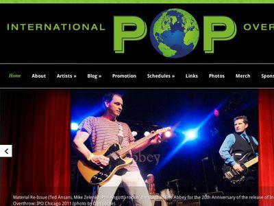 International Pop Overthrow