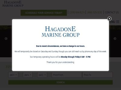 Hagadone Marine Group